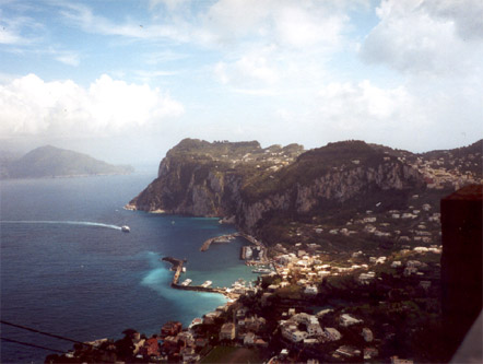 Visitsitaly tours of italy an excursion to the isle of for Isle of capri tours
