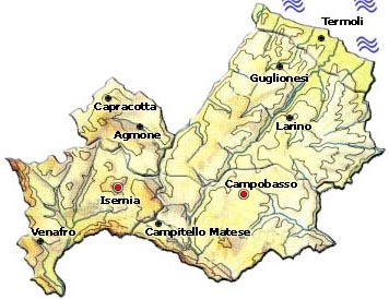 VisitsItalycom Region of Molise A hidden treasure
