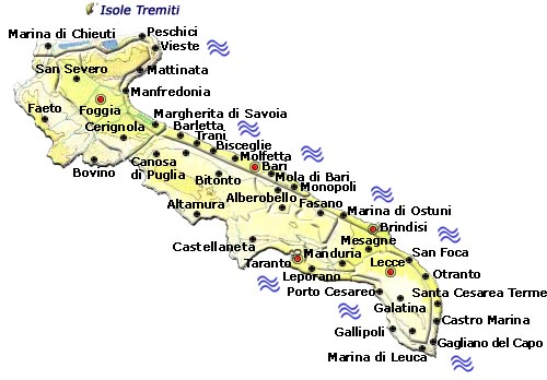 Visits Italy Welcome To Puglia Apulia