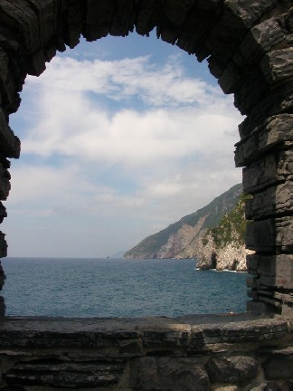Welcome To Portovenere From Jesse