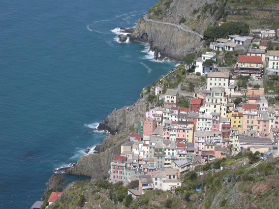 how to get from riomaggiore to florence