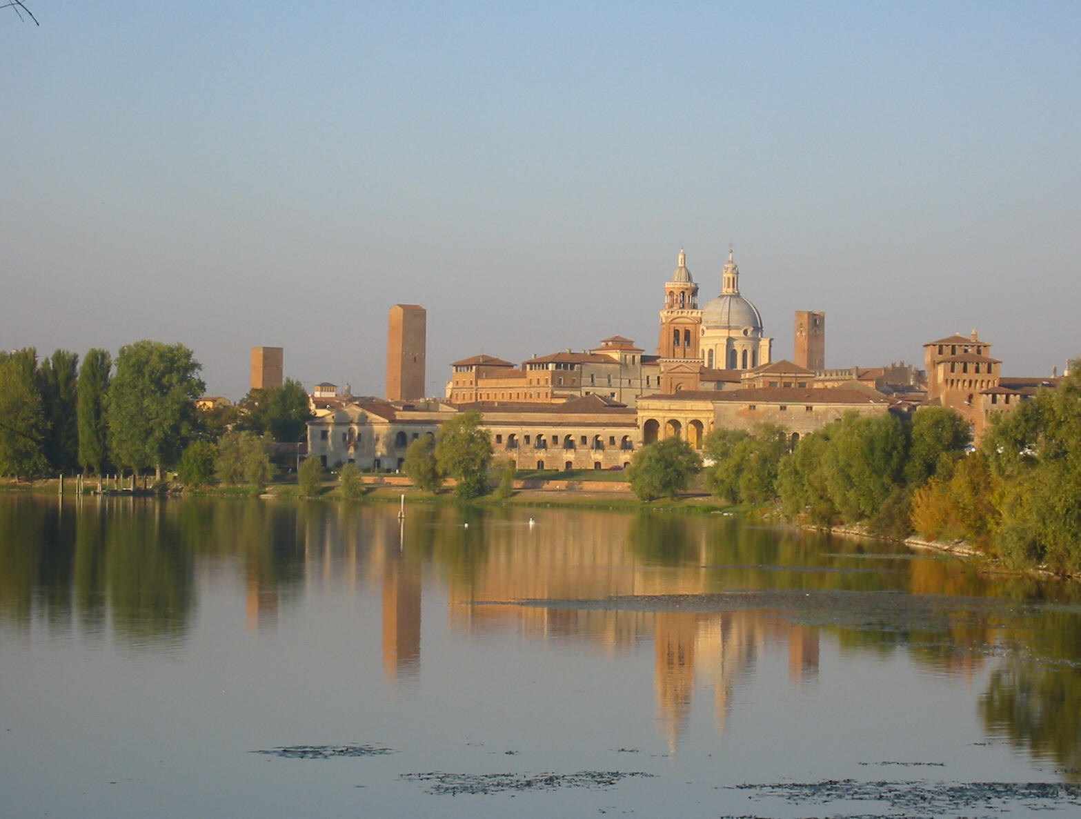Visitsitaly Com Welcome To Mantova Mantua Lombardia