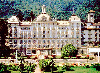 welcome to stresa piedmont italy