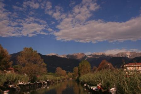 Welcome To Carrara Tuscany
