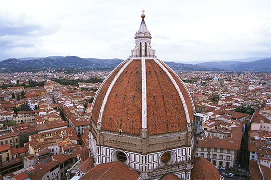 Florence Dome: A Great Drive In Tuscany