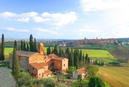 VisitsItaly - Discover Italy - A great drive in Tuscany