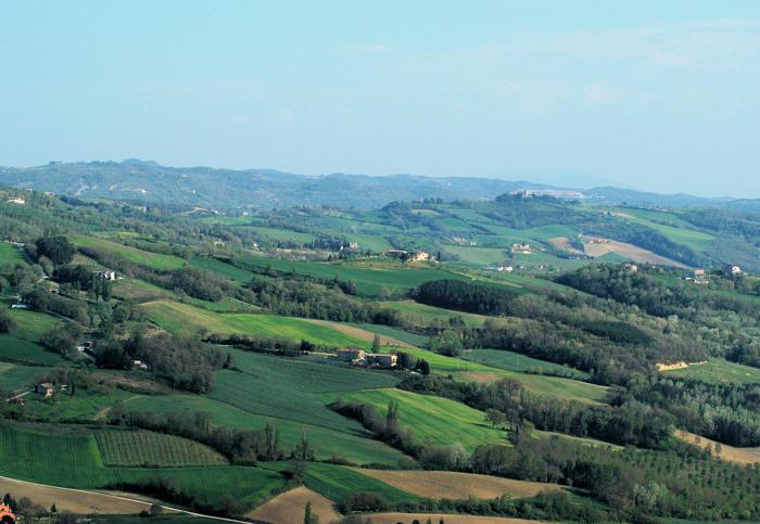 Umbria Beautiful Landscapes of Umbria