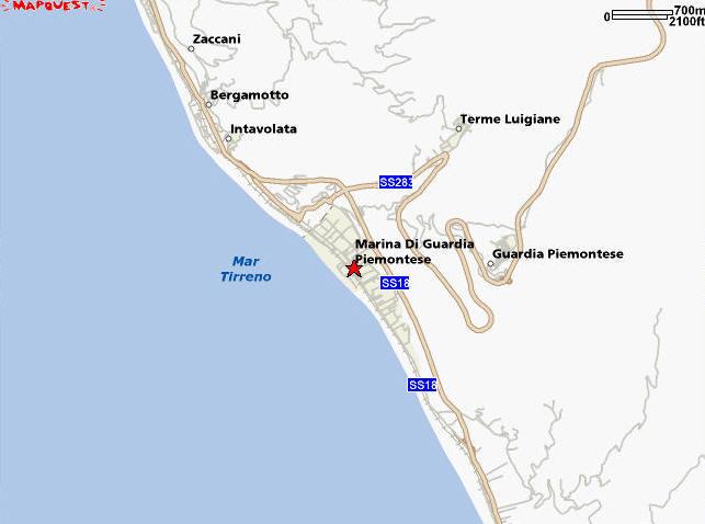 Visitsitaly Com Welcome To The Hotel Zelma Diamante Calabria