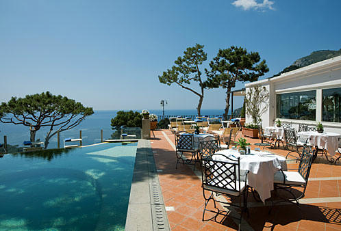 Hotel Casa Morgano Via Tragara 6 80073 Capri Isle Of Italy Tel 081 8370 158 Fax 837 0681