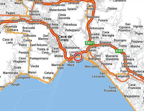Visitsitaly Com Welcome To The Hotel Delle Palme Salerno Campania