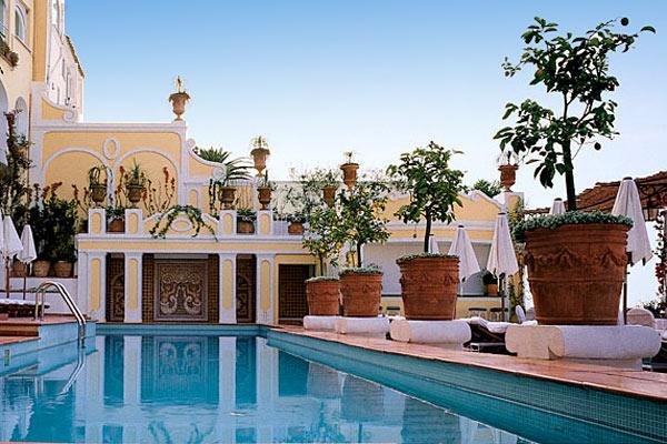 Campania and the amalfi coast sorrento for Hotel luxury amalfi