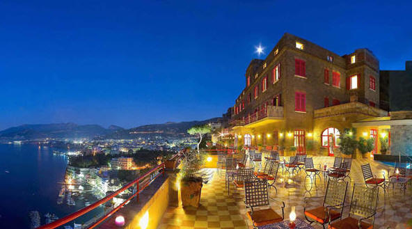 Visitsitaly Com Welcome To The Hotel Minerva Sorrento