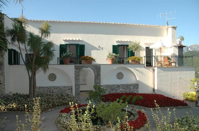 Hotel Parsifal Viale G D Anna 5 84010 Ravello Amalfi Coast Italy Tel 089 857 144 Fax 972