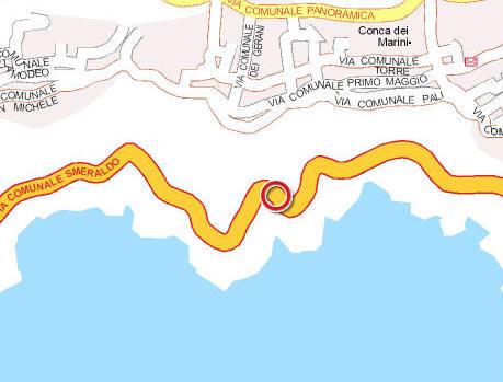 VisitsItaly.com - Campania and the Amalfi Coast - Hotel Terrazze