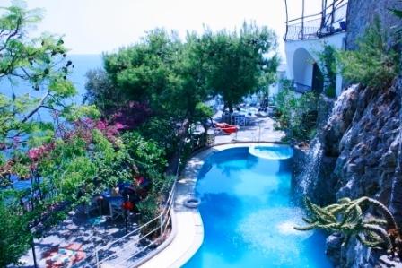 Visitsitaly Com Welcome To The Villa Fenice Positano