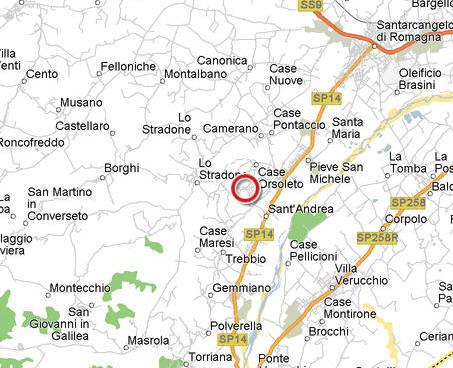 VisitsItalycom Welcome to the Palazzo Astolfi Rimini area