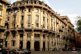 Welcome to the hotel diana majestic milano for Hotel diana milano