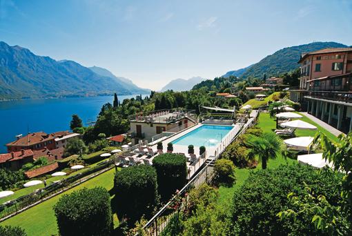 Hotel Villa Belvedere Lake Como