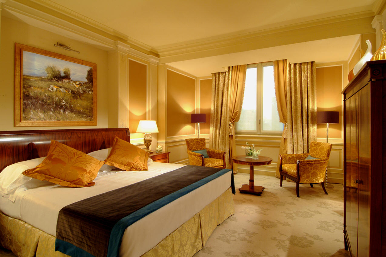 Welcome to the hotel principe di savoia for Design boutique hotels venetien