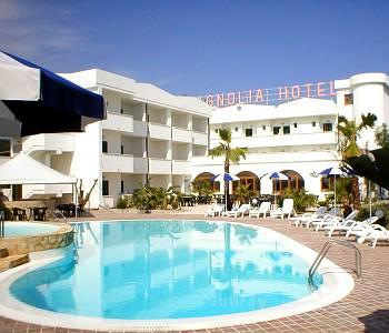 Hotel Magnolia Lungomare Pizzomunno Km 1 5 71019 Vieste Gargano Peninsual Italy
