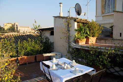 Apartments for rent in rome apartment for 42231 terrazzo terrace