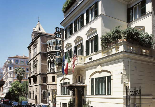 The Britannia Hotel Roma