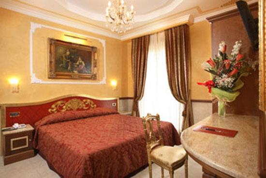 VisitsItaly.com - Welcome to the Hotel Principessa Tea, Rome