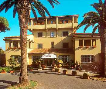 Sunbay Park Hotel Civitavecchia Italy