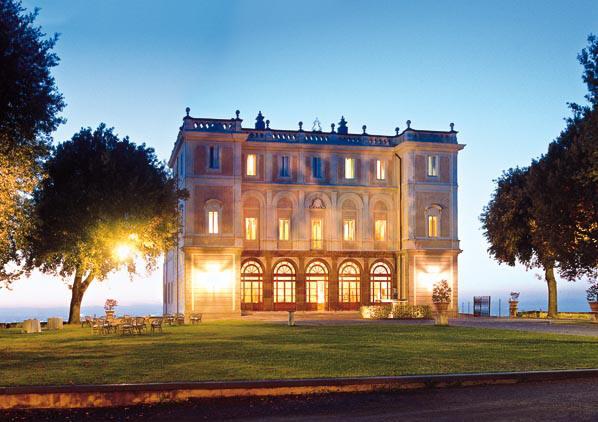 Villa Roma Apartments