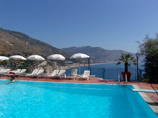 Welcome To The Bay Palace Hotel Taormina Sicily