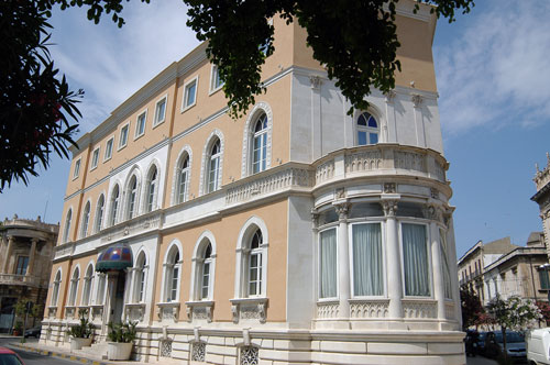 Welcome to the grand hotel ortigia for Siracusa hotels