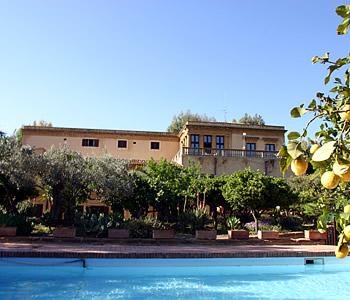 Villa Athena Hotel Agrigento Italy