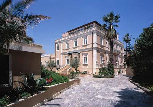 Hotel Villa Del Bosco Catania