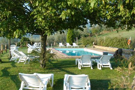 Agriturismo tuscany with pool