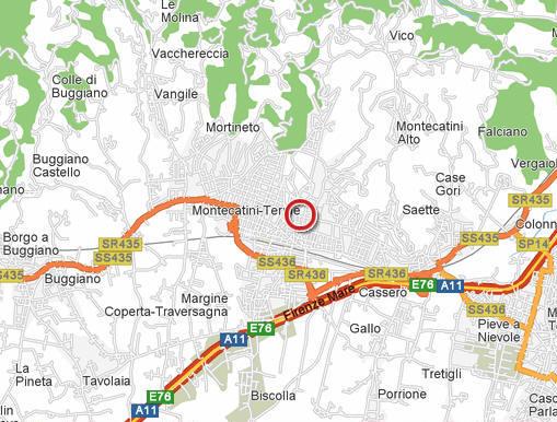 VisitsItaly.com - Villas for Rent in Italy - Casa di Colori ... on