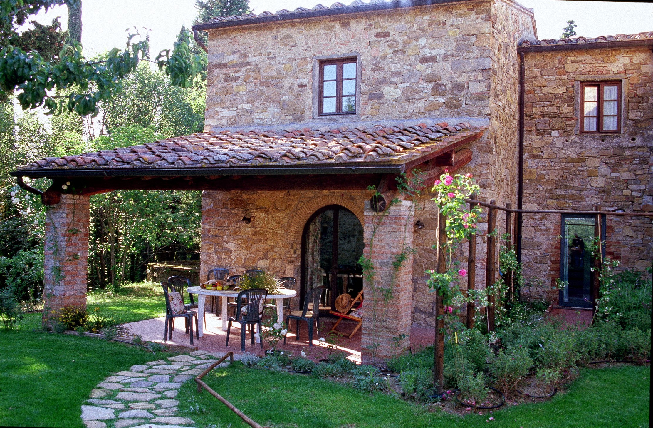 Villas for rent in italy casa sola for Tuscany houses