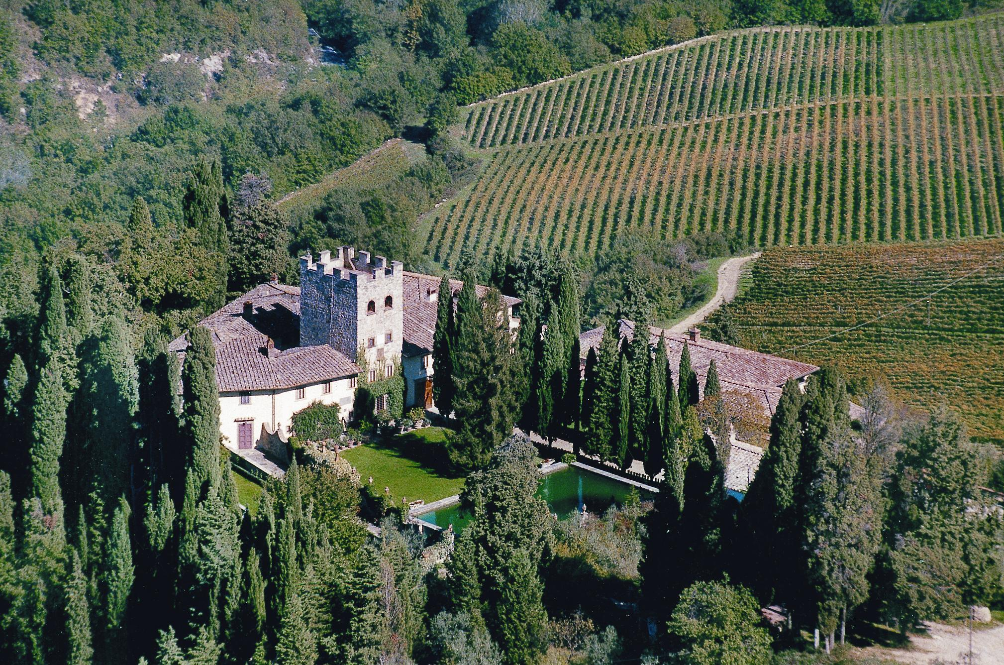 Visitsitaly Com Tuscany Villas Houses And Apartments To Rent In
