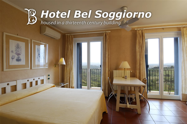 VisitsItaly.com - Tuscany - Welcome to the Hotel Bel ...