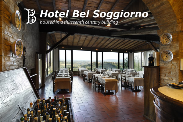 VisitsItaly.com - Tuscany - Welcome to the Hotel Bel Soggiorno, San ...