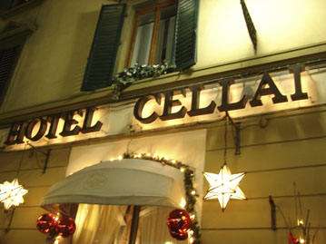 tuscany welcome to the hotel cellai