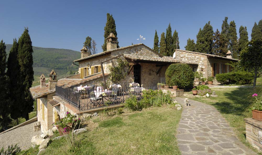 Visitsitaly Com Villas For Rent In Italy Podere