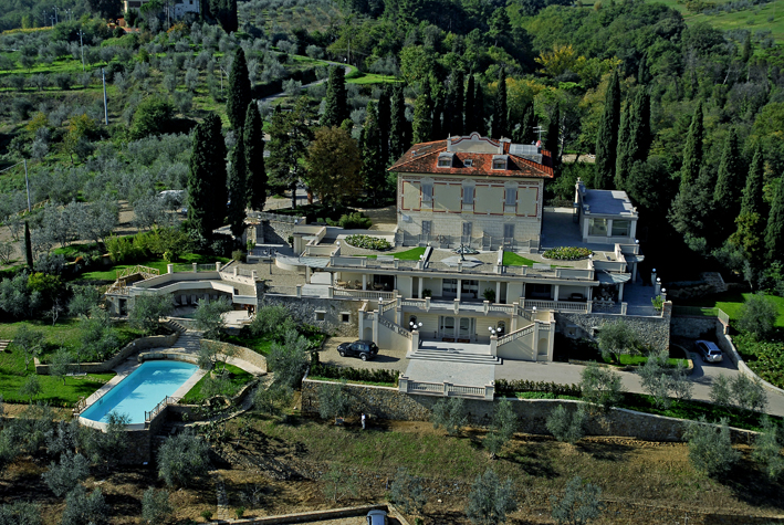Visitsitaly Com Tuscany Welcome To The Villa La