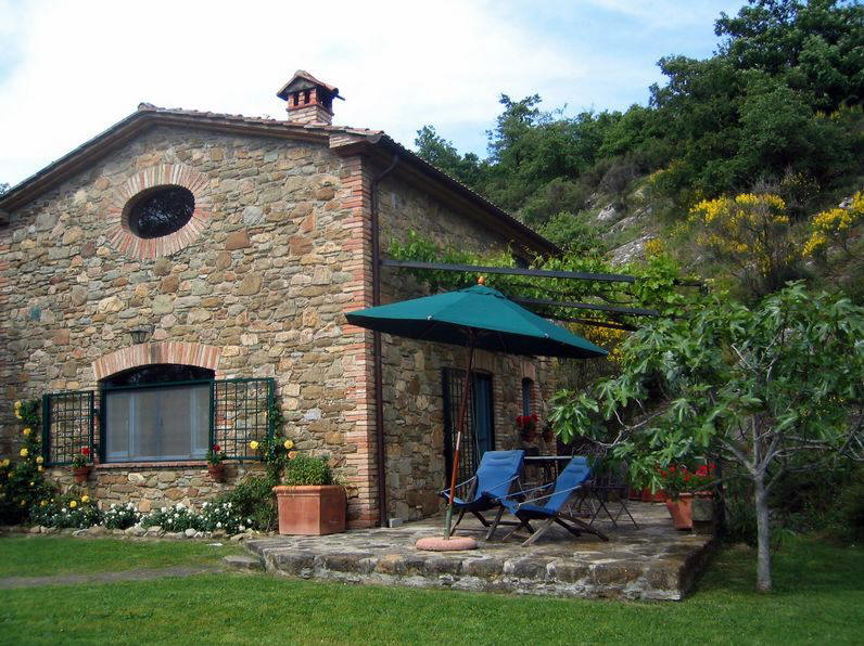 Villas for rent in italy casa carina for Case piccolissime