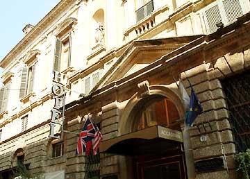 Welcome to the hotel accademia verona for Accademia verona