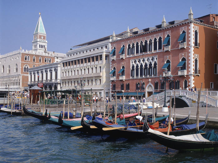 Visitsitaly Com Welcome To The Hotel Danieli In Venice