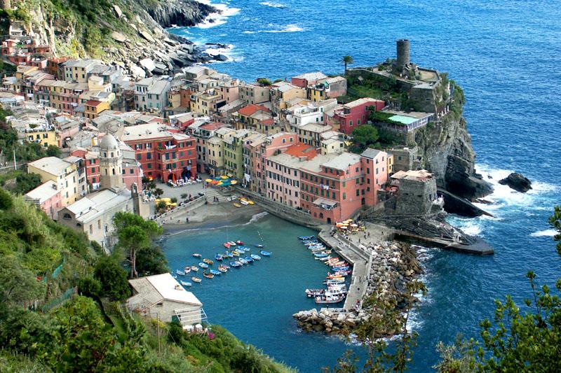 VisitsItalycom  Walking and Hiking Tours of Tuscany and the